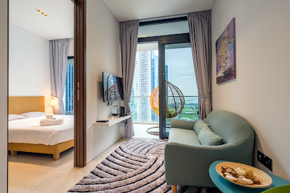 Robinson Rd Apartments, Marina Bay