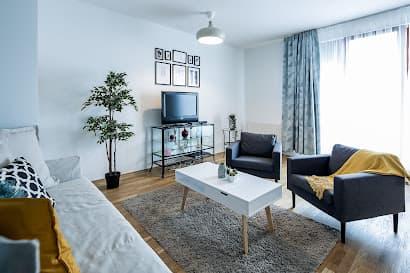 Vagabond Downtown V Serviced Apartment, Budapest