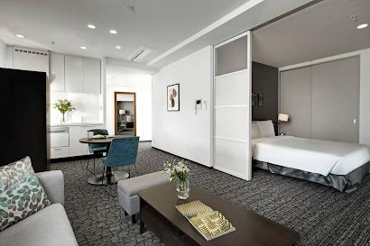 Somerset Azabu East Serviced Apartments, Minato