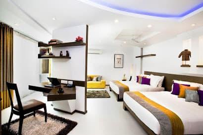 Richmond Apartments, Bangalore