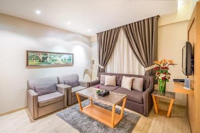 Jamia Street Serviced Apartment, Al Malaz
