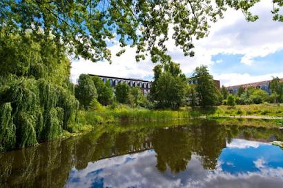 Weissensee Park Serviced Apartment, Mitte