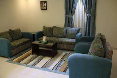 An Nafal Serviced Apartment, An Nafal