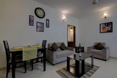 Venkatadri Layout Serviced Apartment