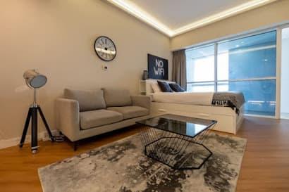 Saba Tower Serviced Apartment