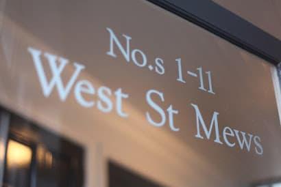 West Street Mews