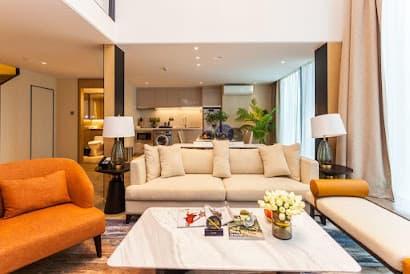 Binhe Avenue Serviced Apartments