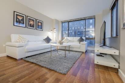West 89th Street Furnished Apartment, Presbyterian hospital