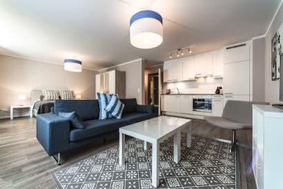 Gujerstrasse Serviced Apartment, Zurich Nord