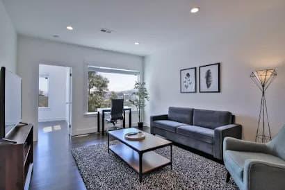 California Street Apartment