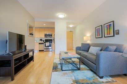 Living Back Bay Apartment