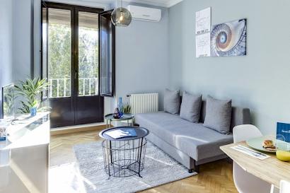 Tirso de Molina Serviced Apartment, Madrid