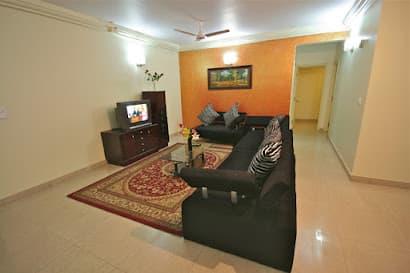 Manyata Tech Park Apartments in Bangalore