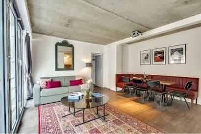 The Vintage Elegance Serviced Apartment, Opera