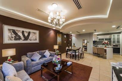 Al Fakherya District Street Apartments