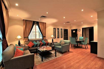 Al Salmiah Street Apartments