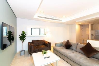Goldcrest Views Serviced Apartment
