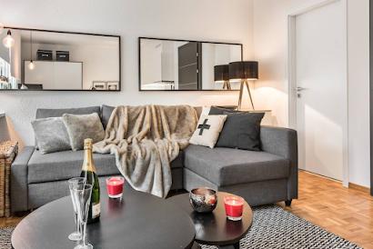 Rue des Eaux Vives Serviced Apartment, Les Eaux Vives District