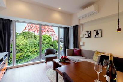 Azabudai Serviced Apartments, Minato