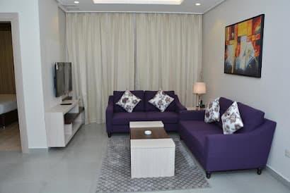 Ali Al Hamdan Street Serviced Apartment
