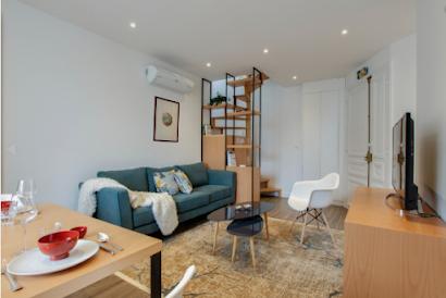 Rue Etienne Marcel Montrogueil Apartment