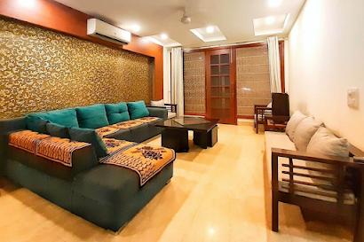 Saket G-Block Serviced Apartments