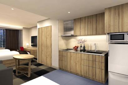 Oakwood Hotel & Apartments Shin-Osaka