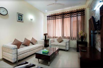 South City Serviced Apartments, Gurgaon