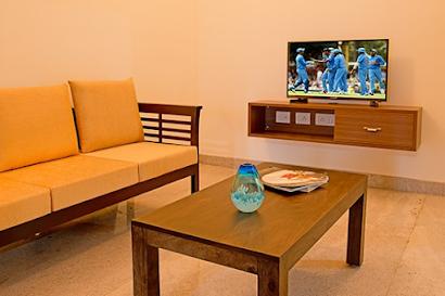 Yelahanka Serviced Apartments