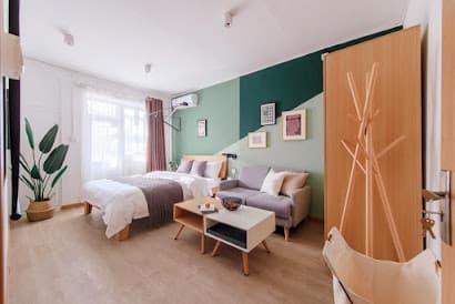 Taikoo Li Sanlitun Apartments, Chaoyang