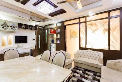 Vishwas Nagar Serviced Apartment