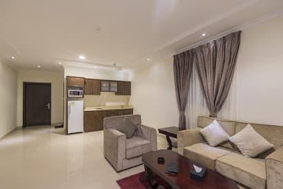 An Nahdah Serviced Apartment, An Nahdah