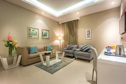 Al Malaz Serviced Residences, Al Malaz