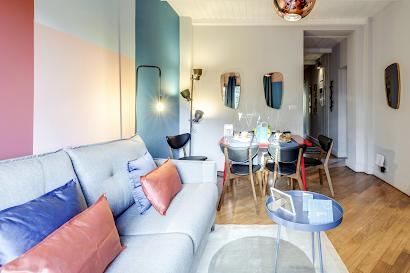 Quattro Fontane Serviced Apartment, Trevi