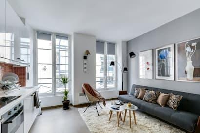 Enghien IV Serviced Apartment, Bastille