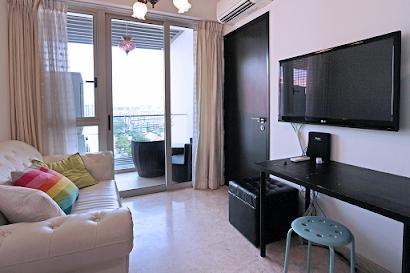 Haig Road Serviced Apartments, Marina Bay