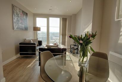 Vertex House Apartments in Croydon